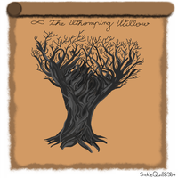 The Whomping Willow by sicklequill8384