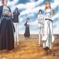 Bleach 422 by KostanRyuk