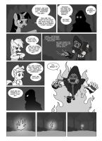 War Chronicles : flight of fear pg 11 by Crydius