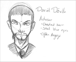 Dariel Davila by ParzifalsJudgment