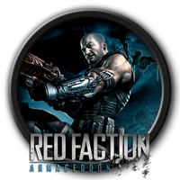 Red Faction Armageddon Icon by kodiak-caine