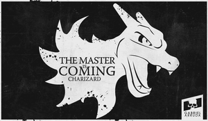 The Master is Coming - Charizard by GabrielArrudas