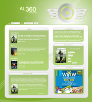 360 Template by glors