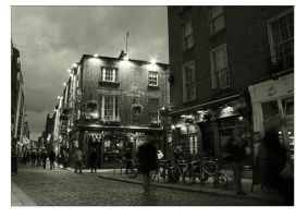 The Temple Bar by piro23