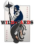 Wildcards cover -WIP- by DanseDesdemona
