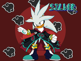 Silver the Hedgehog War by Tails19950