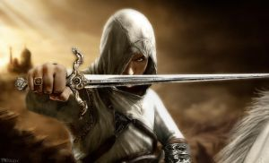 Assasin Creed Wallpaper Byju by BYJU84