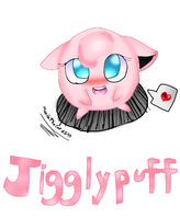 jigglypuff [FAN ART] by mariathecat6544