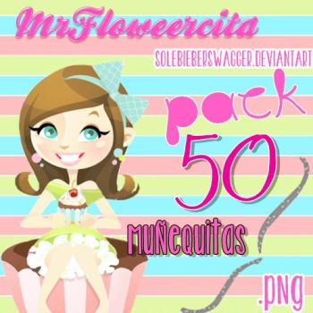 +Pack de 6O Nenitas .PNG by SoleBieberSwagger