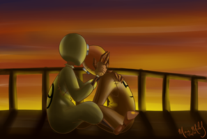 stay for a while by RedDestiny