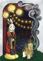 Year of the Rabbit by SurlyQueen