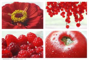 Colors: red by tanusha
