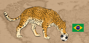 The World as Animals: Brazil by thetourist93