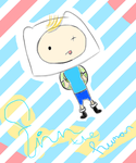 Finn the human by Audinaa