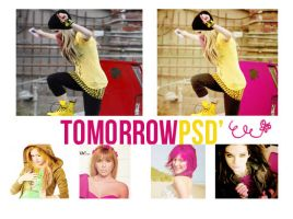 Tomorrow PSD' by Gagaphone