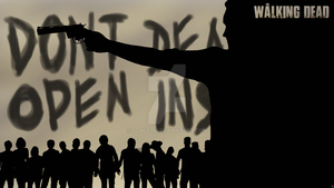 WalkingDead (with text) by jzak2392