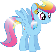 Crystal RainbowDash by FluttershyPony4444