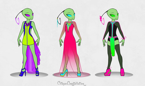 Fashion: Neon Night Out by CitrusConstellation
