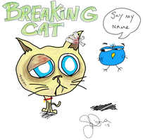 Breaking Cat1 by biomed30