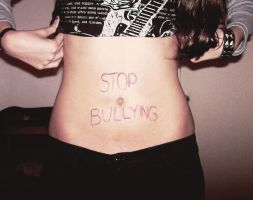 Stop Bullying by almostlovers-forever