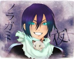 Noragami : Yato by Lovelorn-Insanity