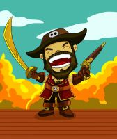 Gangplank by darkjavier23