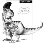 MrT Rex by Loopydave