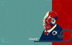 General Ackbar - Wallpaper by ffadicted