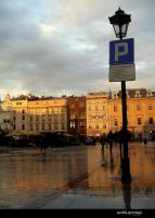 Cracow Square series 9 by Dziubek304