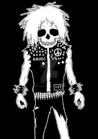 Punk Warrior 2 by oby1916