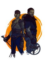 Mad Max by Pulvis