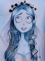 Corpse Bride by yvonne-marry