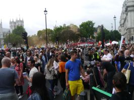The Masses Against Austerity by Party9999999