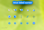 Blue Label- Cursor by tchiro