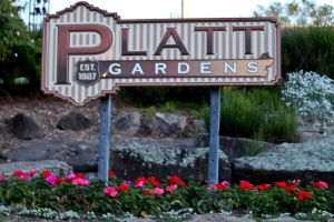 Gardens Sign by ShawnHenry