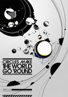 Circles Make the World Go 'o by digitalshock