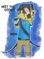 TF2 mons - Meet the Scout by FeralSonic