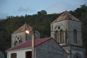 Cathedral of Saint-Pierre in twilight by A1Z2E3R