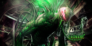 Carnage THE GREEN by tm-gfx