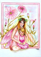 Fairy Motherhood by bloodylady