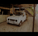 Reaaallly old car. by Majowlein