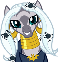 Zecora's hallowed evening by PonyEffectRus