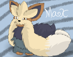 Max Evolved into Stoutland~ by Artistic-Paws