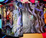 SDCC 2015 Monster High Whisp and Valentine by Mayux