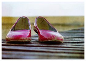 dancing shoes by fshy