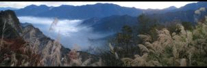 Alishan clouds by FireFlyExposed
