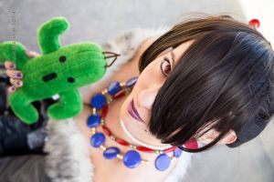 Lulu Cosplay Final Fantasy X by LadyDaniela89