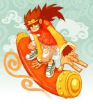 Monkey KIZING Sun WuKong by scrotumnose