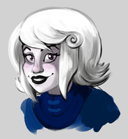 1 Hour Portrait: Roxy by lesuperspecial
