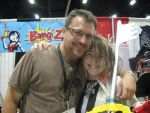 Steve Blum and Roxas by CostaDel-Cosplay